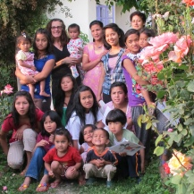 Ghar Sita Mutu Home for Abandoned Children in Kathmandu Nepal. Official Website with Link for donations.