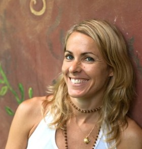 Lucy Roberts Dubai based Yogini and retreat facilitator