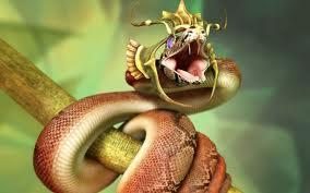 amazing snake