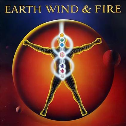 Earth Wind and Fire powerlight album fantasy