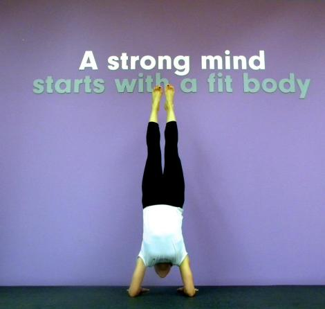 Nat on the Mat Bahrain A strong mind with a fit body ashtanga yoga