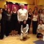 Max Strom Yoga Class at Yama Yoga
