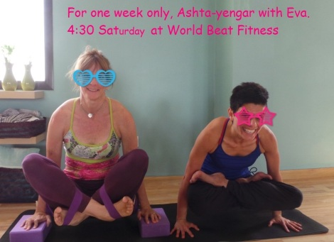 For one week only ashta yengar with Eva v2