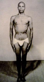 Pattabhi Jois at 18