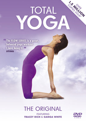 Total Flow yoga Tracey Rich and Ganga White original