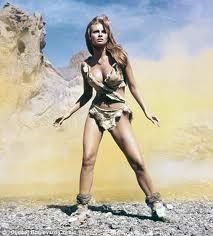 Raquel Welch cavewoman