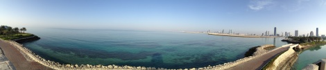 Panorama Bahrain by Eva the Dragon 2013