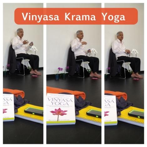 Ramaswami VInyasa Krama yoga