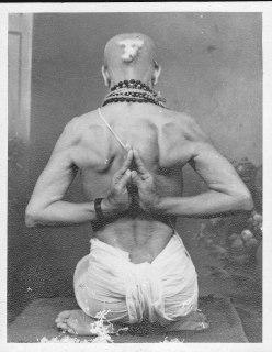 Srivatsa Ramaswami Krishnamacharya personal photo patanjali